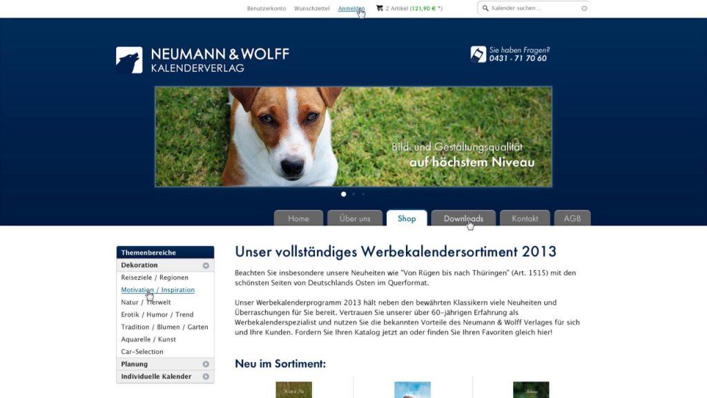 Neumann & Wolff Kalenderverlag