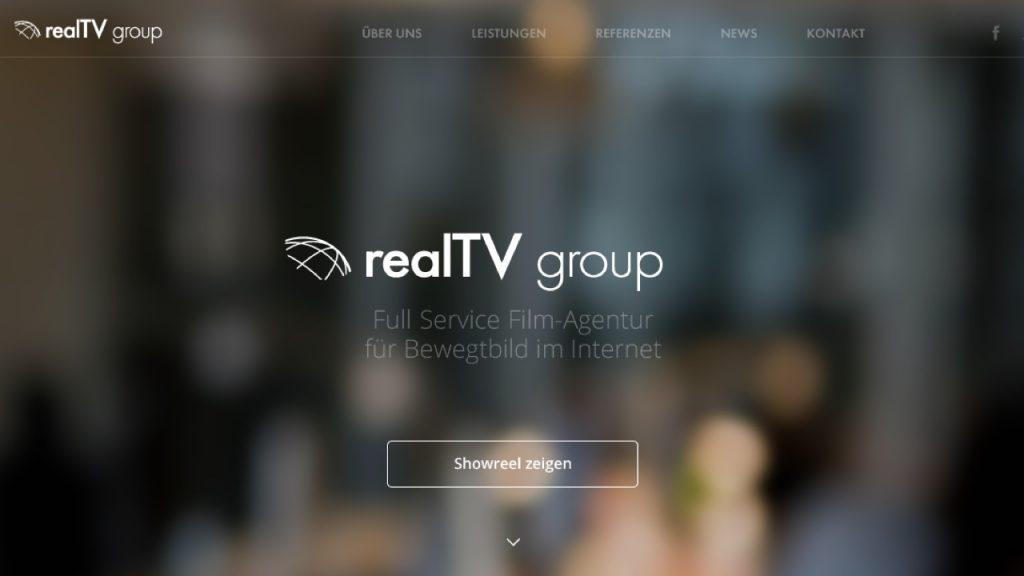realTV group Filmproduktionen