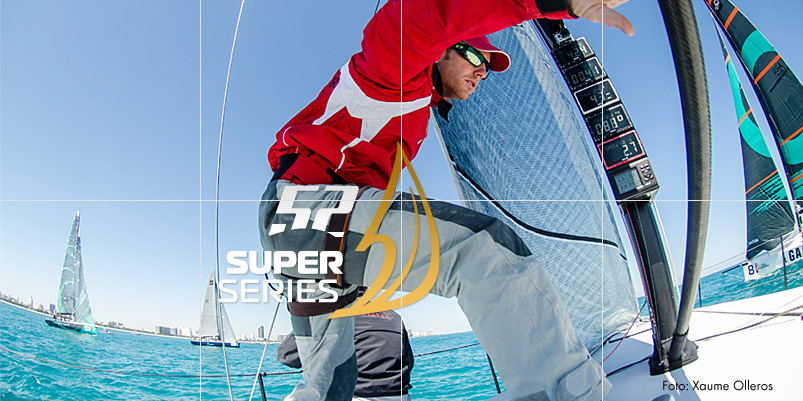 Regattaserie - 52 Super Series