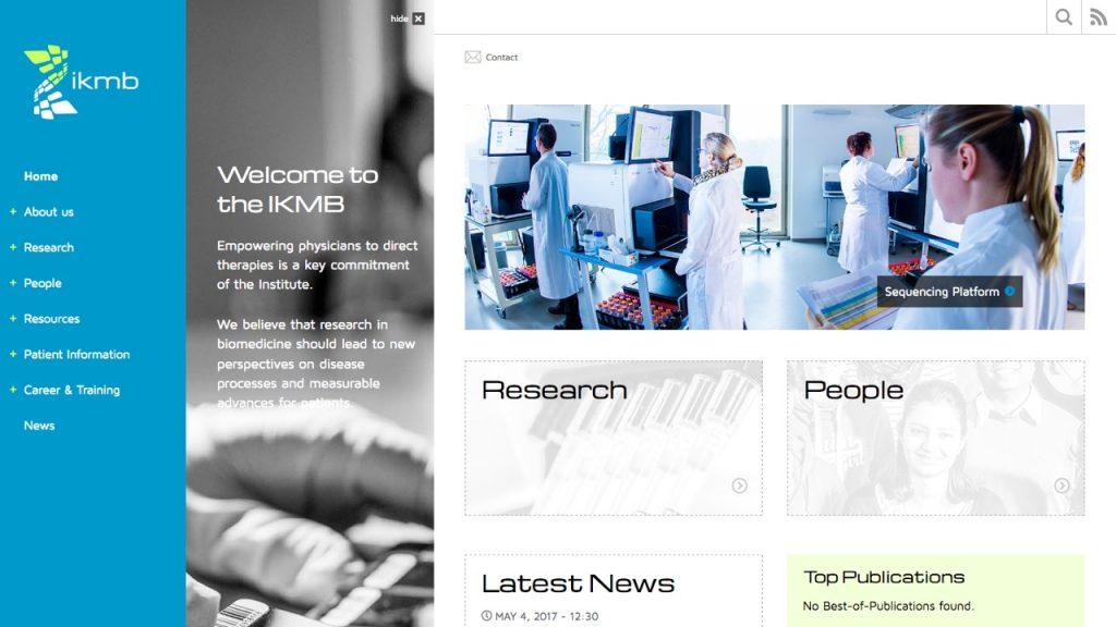 Institut für Klinische Molekularbiologie