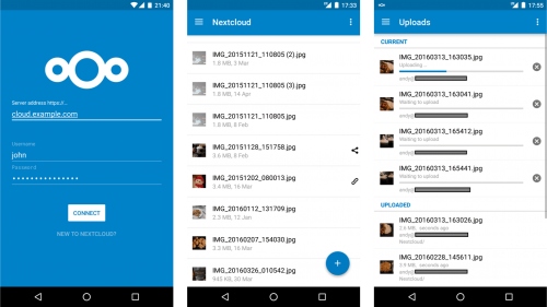 Nextcloud Mobile