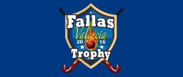Valencia Fallas Trophy Logo