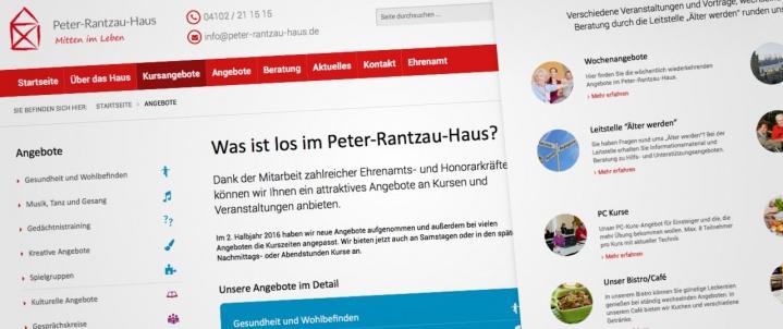 Veranstaltungsübersicht für Peter-Rantzau-Haus - WordPress