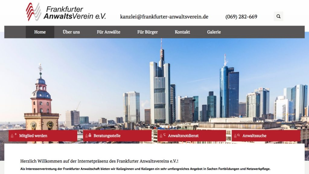 Frankfurter Anwaltsverein