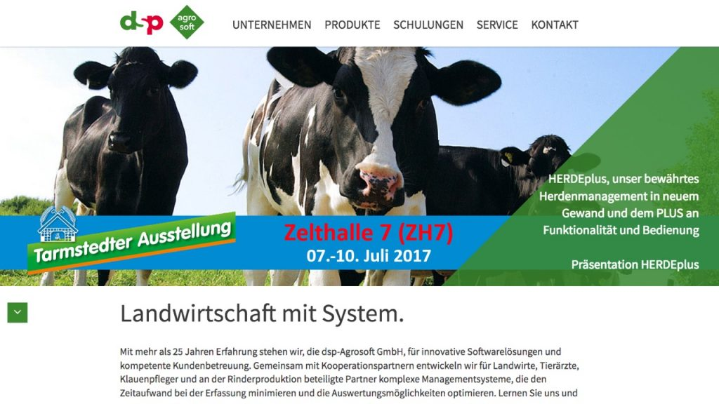 dsp-Agrosoft