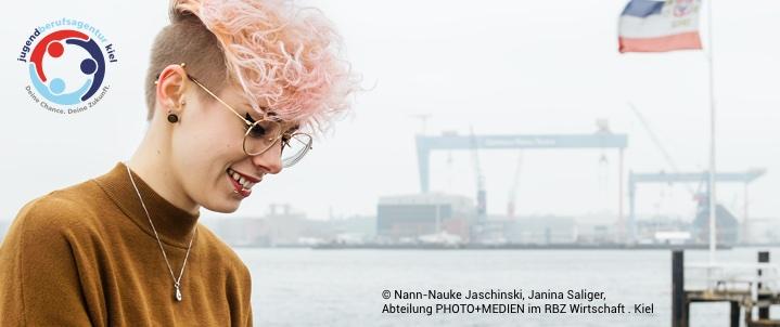 Onlineportal für Jugendberufsagentur Kiel
