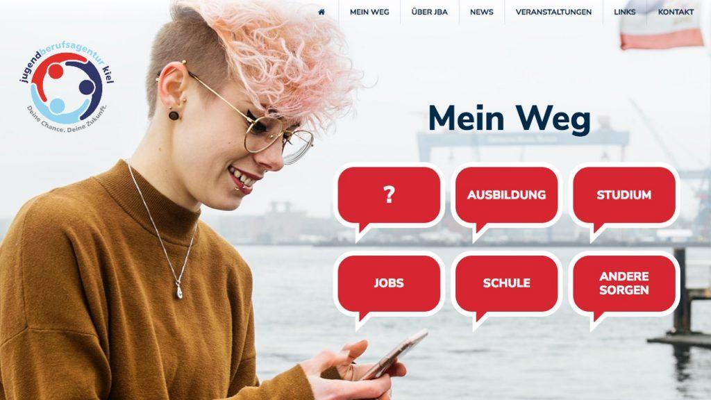 Jugendberufsagentur Kiel