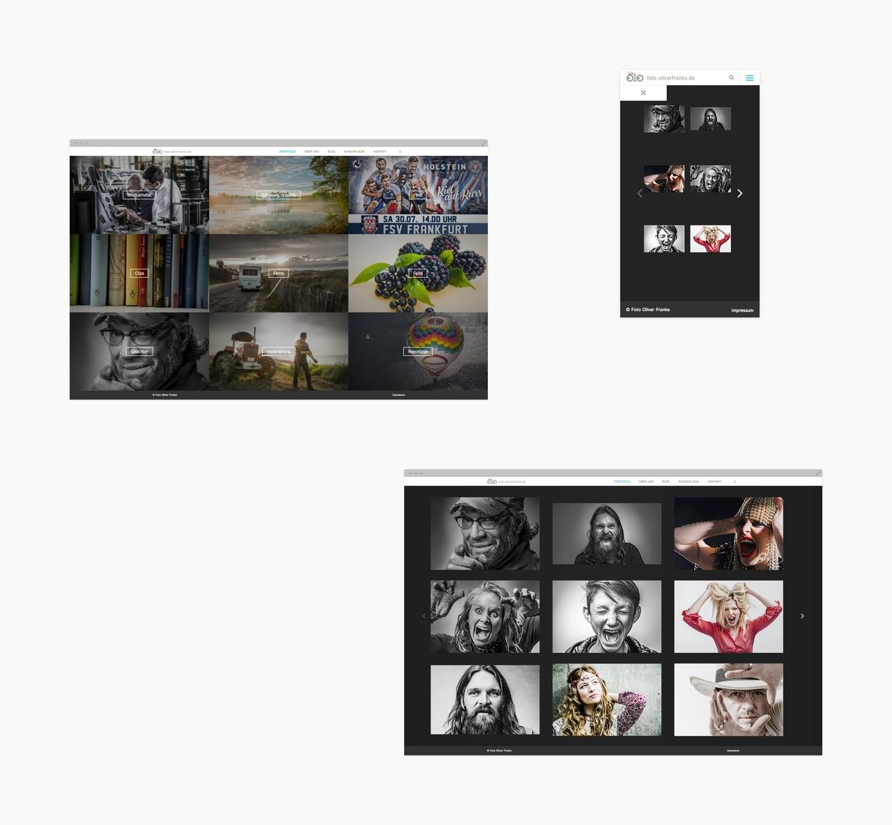 Fotograf Oliver Franke - Galerieübersicht