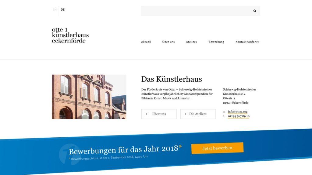 otte1 - Künstlerhaus Eckernförde
