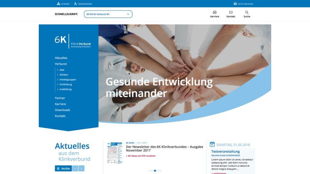 6K-Klinikverbund Schleswig-Holstein