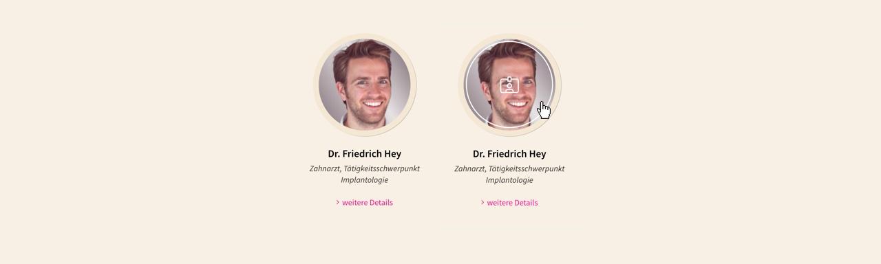 Zahnarztpraxis Hey – Animationen