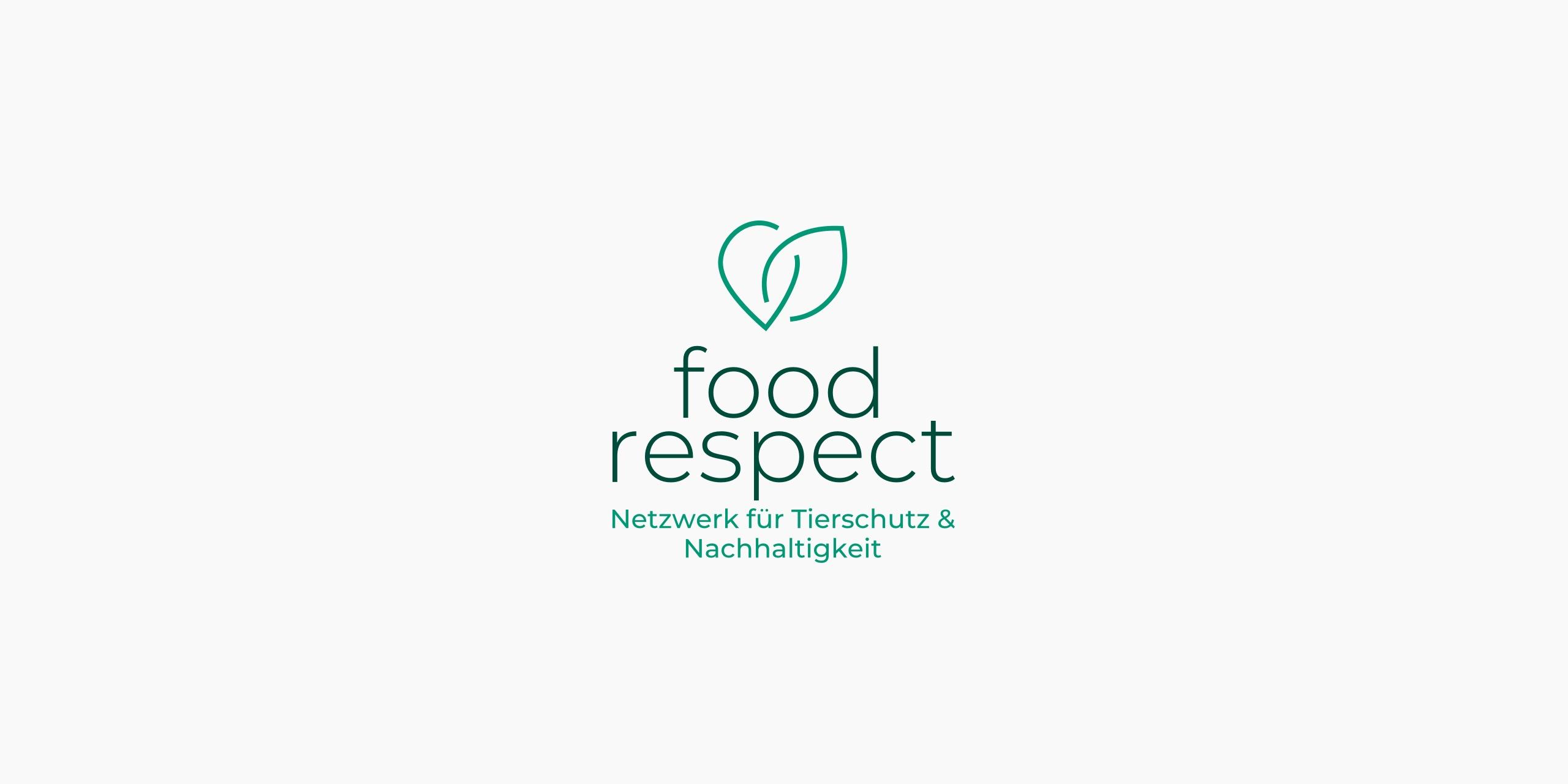 foodrespect Logogestaltung