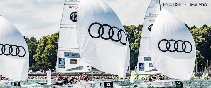 Relaunch Audi-Sailing