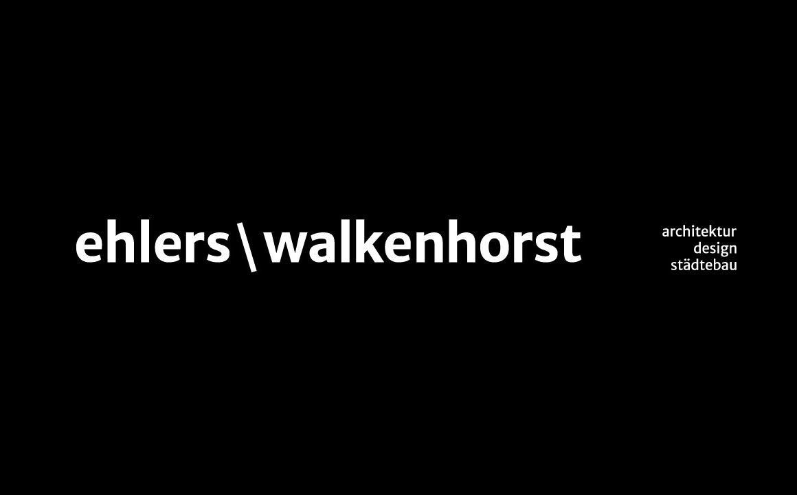 Architekturbüro ehlers  walkenhorst - Logo Langform