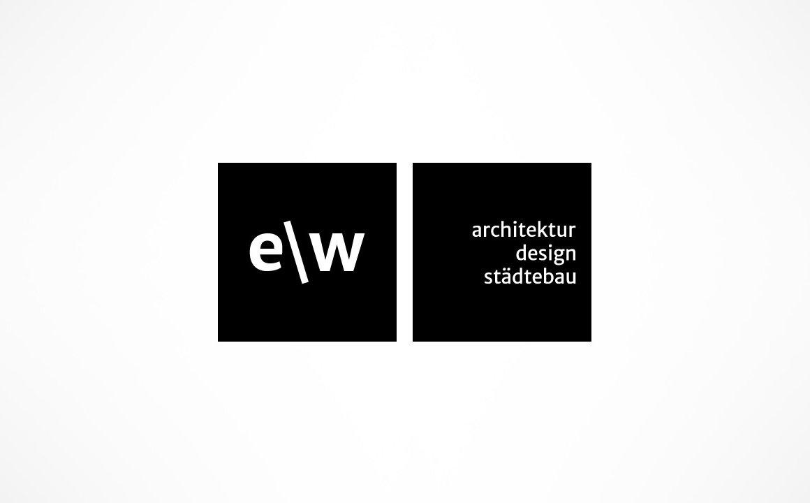 Architekturbüro ehlers  walkenhorst - Logo Kurzform mit Zusatz