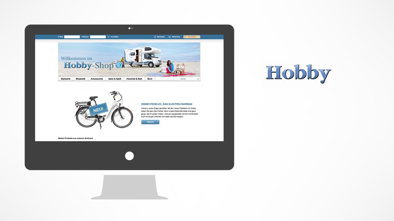 HOBBY-Caravan Onlineshop