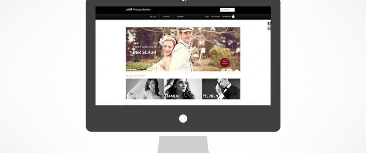 LAUE Festmoden Onlineshop