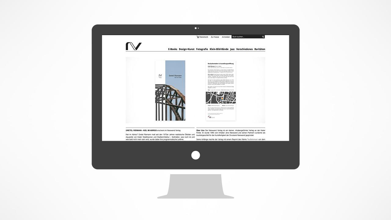 Nieswand Verlag - Onlineshop