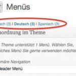 WordPress - Wie füge ich eine Übersetzung ein?